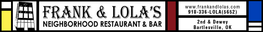 Frank & Lola's - Click To Visit