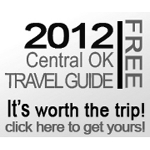 Free 2012 Central OK Travel Guide