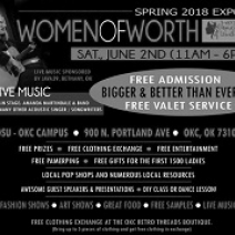 Women of Worth Spring Expo 2018