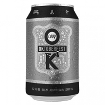 COOP Oktoberfest Release Party