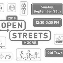 Open Streets Moore 2018
