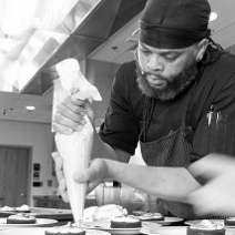 "Albert ""Nook"" Ducre selected as Wright Chef"