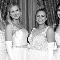 Debutantes, escorts presented by Bachelors Club of Oklahoma City at 73rd annual Christmas Ball