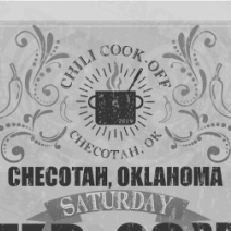 Checotah's 12 th Annual Chili Cook-Off to Benefit Heartland Heritage Center