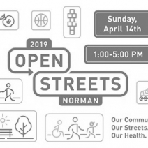 Open Streets Norman