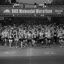 19th Annual OKC Memorial Marathon