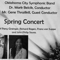 Oklahoma City Symphonic Band: Spring Concert