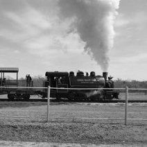 Oklahoma Railway Museum train rides
