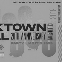 Bricktown Canal 20th Anniversary