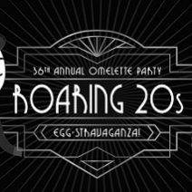 36th Annual Omelette Party: A Roaring 20s EGG-stravaganza!