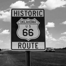 Get your reading kicks on Route 66