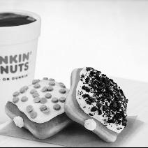 Dunkin' Donuts #1 Dad Donut