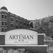 WELCOME BACK ARTESIAN HOTEL