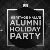 Heritage Hall Alumni Holiday Party 2017