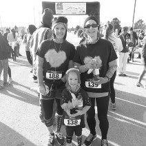 Run for a great cause on Thanksgiving Morning