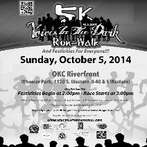 Voices In The Dark 5K Run/Walk