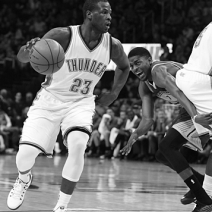 Thunder comes together for 127-115 win over Warriors