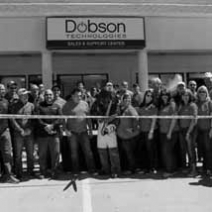 Dobson Technologies celebrates the opening of store in Poteau