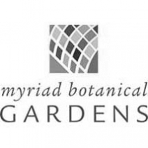 October at the Myriad Gardens