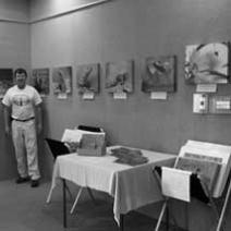Randy's Wildlife Photo Exhibit at Wichita Mountains Wildlife Refuge