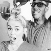 New Do for Miley