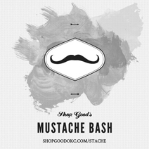 Mustaches for a cause