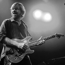 Phish Front Man Swims 'Far Out'