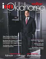 Current Edition of ionOKLAHOMA Online