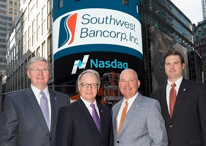 Former Southwest Bancorp execs planning bank in Oklahoma City