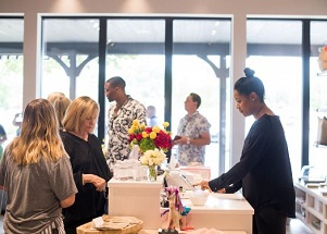 Russell Westbrook jam packed weekend features wife Nina's Little Ark store opening