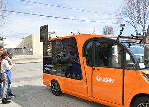 Autonomous vehicles to bring groceries to OKC residents