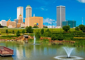Tulsa, Oklahoma will pay you $10,000 to move there. But there's a catch