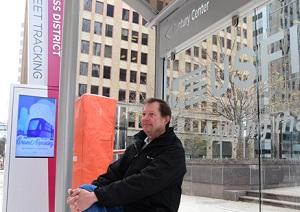 Tracking the next stop: Edmond company donates program to temper impatient streetcar passengers
