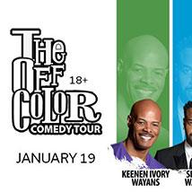 Winstar World Casino presents: The Off Color Comedy Tour