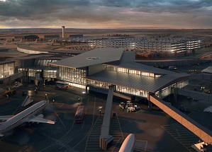Construction starting on $89 million expansion at Will Rogers Airport