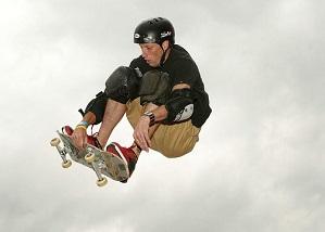 Legendary skater Tony Hawk kicks off new skate park in Oklahoma City