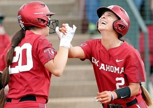 Women's College World Series 2019: Oklahoma seniors digging deep for a triple