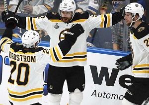 Bruins Wrap: Boston Forces Game 7 With 5-1 Win Over Blues In Game 6
