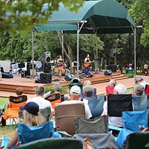 Concerts in the Park Edmond