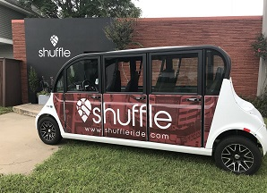 New short-distance rideshare service begins in downtown Oklahoma City