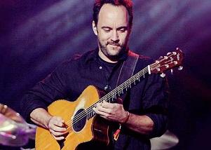 Dave Matthews Band to make two-night tour stop in Oklahoma