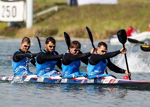 World class canoe competition coming to OKC with Olympic & world champs competing