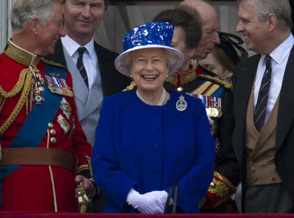 Here's Why Queen Elizabeth II Has Two Birthdays Every Year