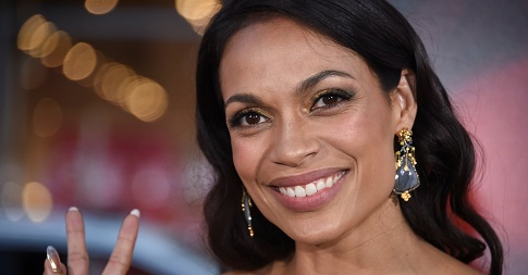 Why Rosario Dawson Is Backing A Home Compost Campaign