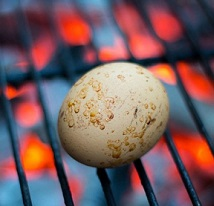 How To Grill Eggs Like It's No Big Deal
