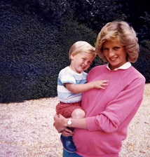William And Harry Release Never-Before-Seen Photos Of Princess Diana