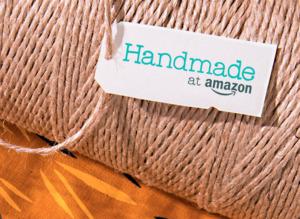 Amazon Launches Etsy Rival 'Handmade At Amazon'