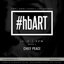 HBArt Show Hosted by Chief Peace