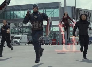 See The First Trailer For 'Captain America: Civil War'