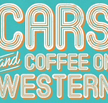 Western Avenue Cars and Coffee